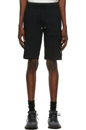 C.P. Company Black Light Shorts