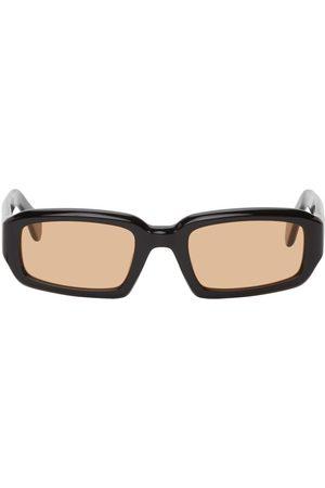 PORT TANGER Black & Brown Mektoub Sunglasses