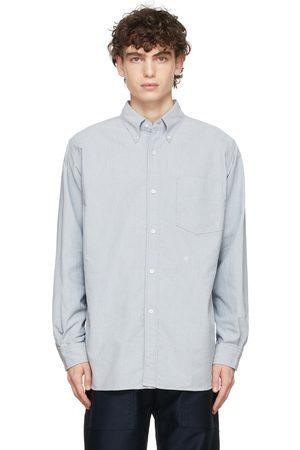NANAMÍCA Blue Button-Down Shirt