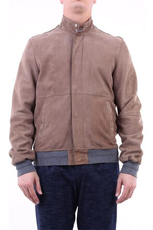 THE JACK LEATHERS Leather jackets Men