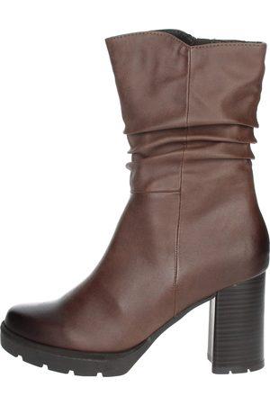 Marco Tozzi Boots Women Leather Pelle Sintetico