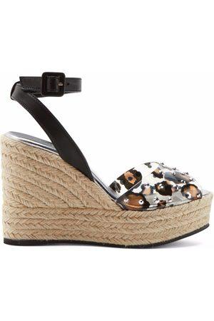 Giuseppe Zanotti Kauana wedge sandals