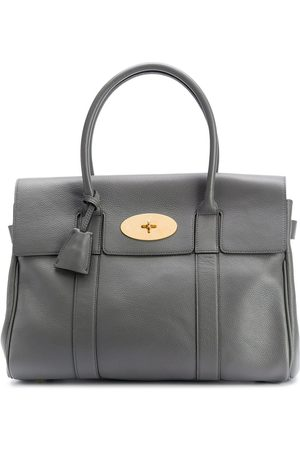 MULBERRY Bayswater Heritage small tote - Grey