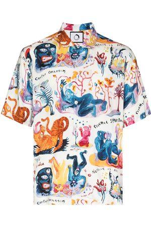 Endless Joy Psychic Shakedown short-sleeve shirt