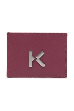 Kenzo Women Purses - Logo cardholder wallet