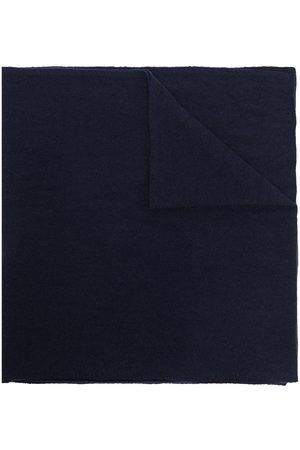 Johnstons Of Elgin Men Scarves - Cashmere knitted scarf