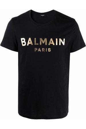 Balmain Men T-shirts - Logo-print T-shirt