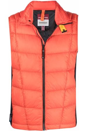 Parajumpers Mock-neck zip-up padded gilet