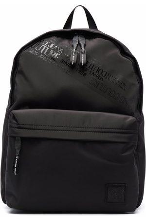 Versace Jeans Couture Men Rucksacks - Logo-print backpack
