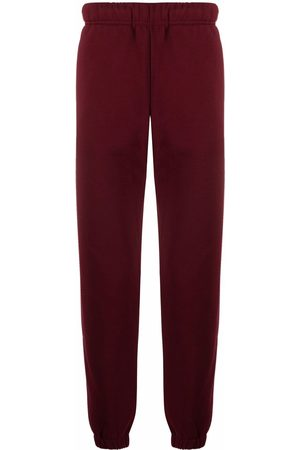 Carhartt Men Sweatpants - Logo-embroidered track pants