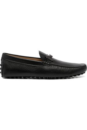 Tod's Men Loafers - Gommini textured leather loafers