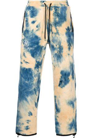Pleasures Men Sweatpants - Tie dye-print track pants - Multicolour
