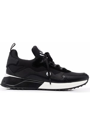 Michael Kors Theo low-top panelled sneakers