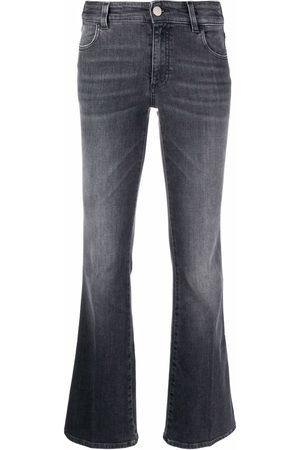 PT01 Flared-leg jeans - Grey
