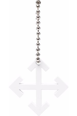 OFF-WHITE Men Necklaces - Arrows pendant keychain