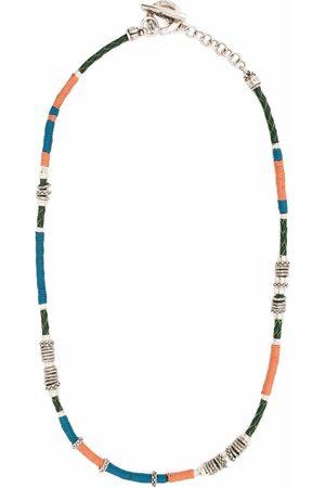 Gas Bijoux Men Necklaces - Marceau mixed necklace