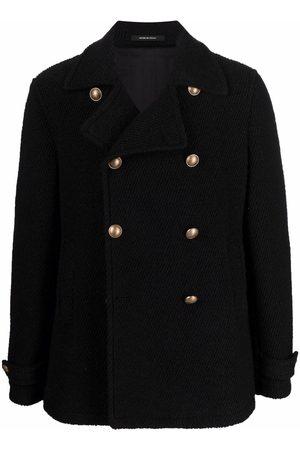 TAGLIATORE Double-breasted tailored blazer