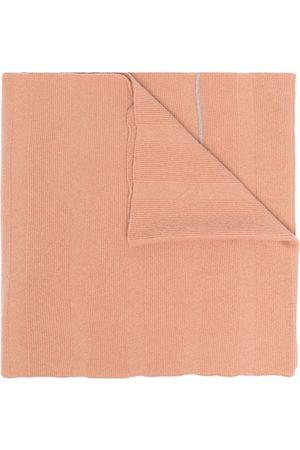 Fabiana Filippi Stripe-knit scarf