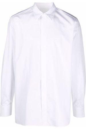 Givenchy Side-slit longsleeved shirt