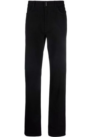Givenchy Men Straight - Mid-rise straight-leg jeans