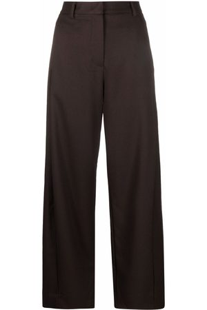 Holzweiler Wide leg trousers