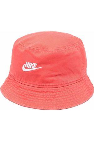 Nike Hats - Logo-embroidered bucket hat