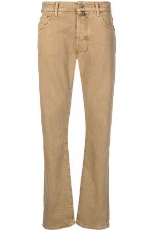 Jacob Cohen Bootleg chino trousers