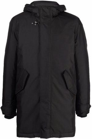 FAY Men Parkas - Hooded padded coat