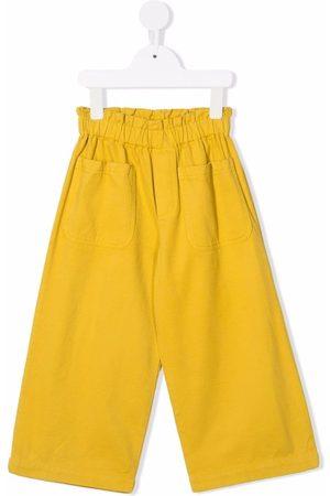 BONTON Girls Wide Leg Pants - Wide-leg trousers