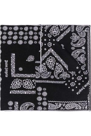 Palm Angels Bandana-print scarf