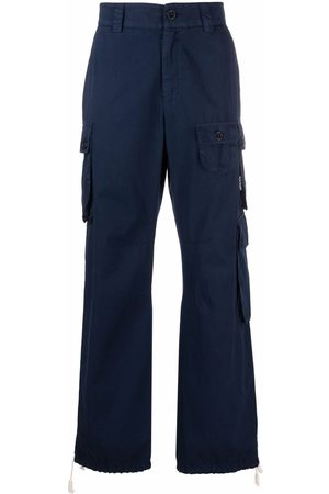 Palm Angels Straight-leg cargo trousers