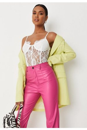 Missguided Women Bodies - Tall Lace Bodysuit