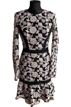 True Decandence Lace mini dress
