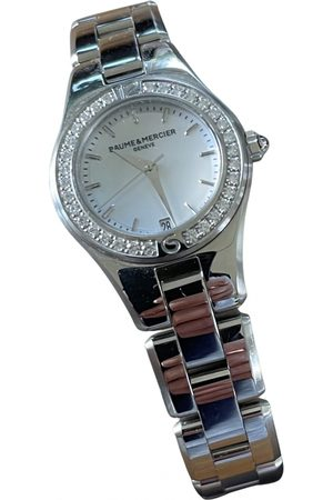 Baume et Mercier Women Watches - Linéa silver watch