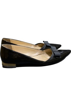 RUSSELL & BROMLEY Patent leather ballet flats