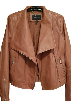 & OTHER STORIES & Stories Leather biker jacket