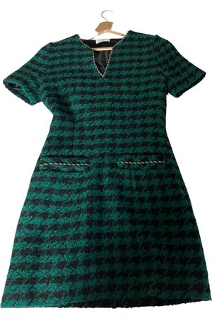Sandro Women Party Dresses - Fall Winter 2020 tweed mini dress