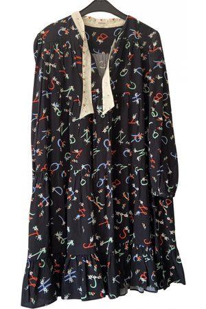 Manoush Silk mini dress