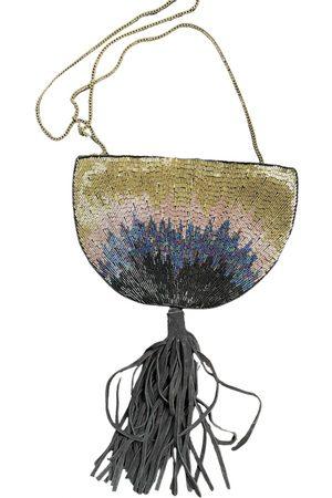 Anthropologie Glitter handbag