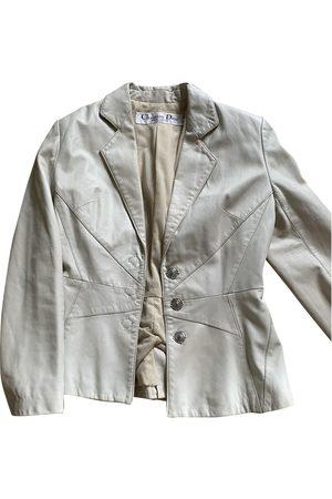 Dior Leather blazer
