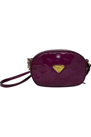 Maison Mollerus Women Purses - Patent leather crossbody bag