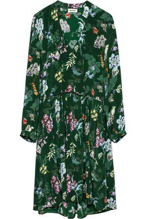 Zadig & Voltaire Women Party Dresses - Silk mini dress