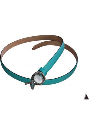 ARMAND VENTILO Leather belt