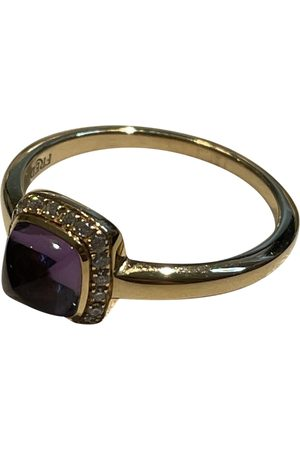 Fred Pain de Sucre yellow gold ring