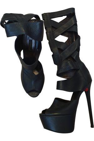 Minelli Leather sandal