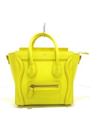 Céline Women Purses - Nano Luggage leather handbag