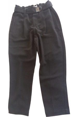 Brunello Cucinelli Women Straight Leg Pants - Silk straight pants
