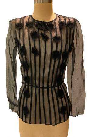 RUE DU MAIL Silk blouse