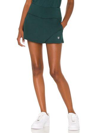 Venus Williams Fly Skirt in Dark Green.