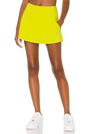 Venus Williams Fly Skirt in Yellow.